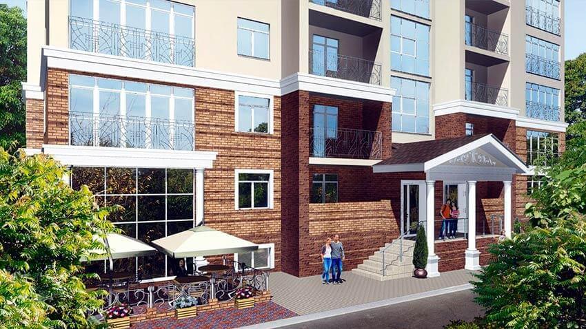 ЖК Irpin Residence